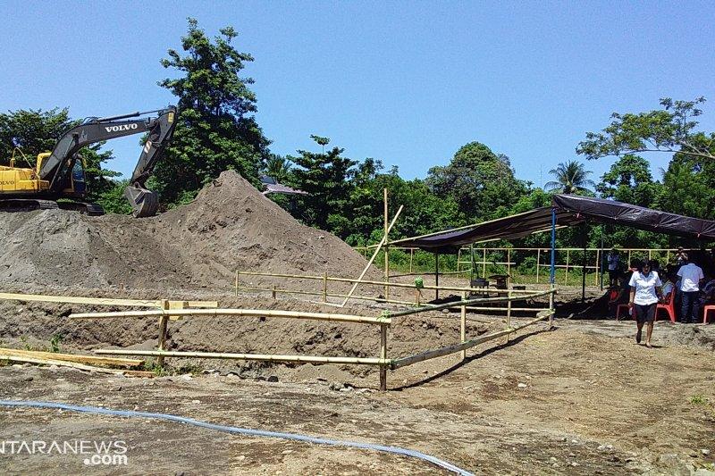 GOR tipe B di Kabupaten Sangihe mulai dibangun