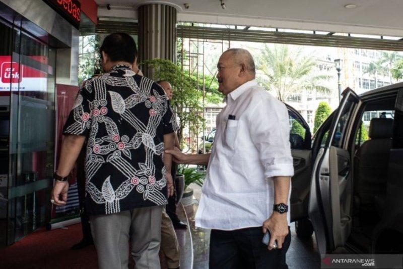 Alex Noerdin diperiksa Kejagung terkait dugaan korupsi dana hibah 2013