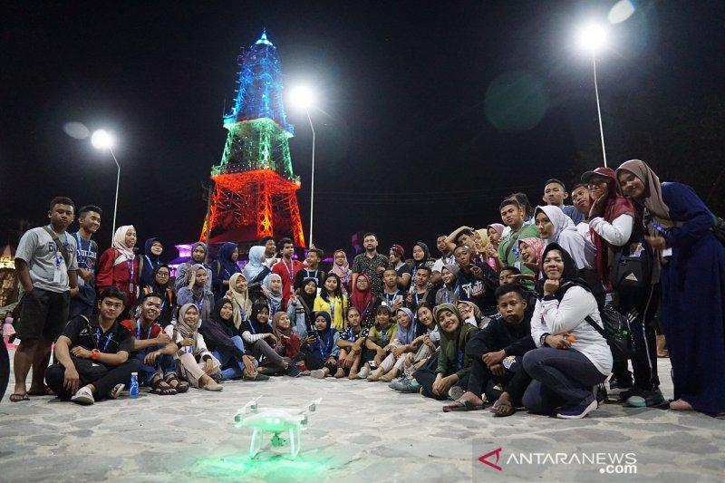 Pesona Menara Pakaya pukau peserta SMN Jatim
