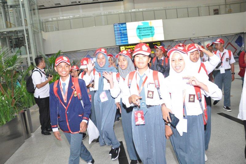 Kuliner Medan diperkenalkan pada SMN asal Sulawesi Tengah