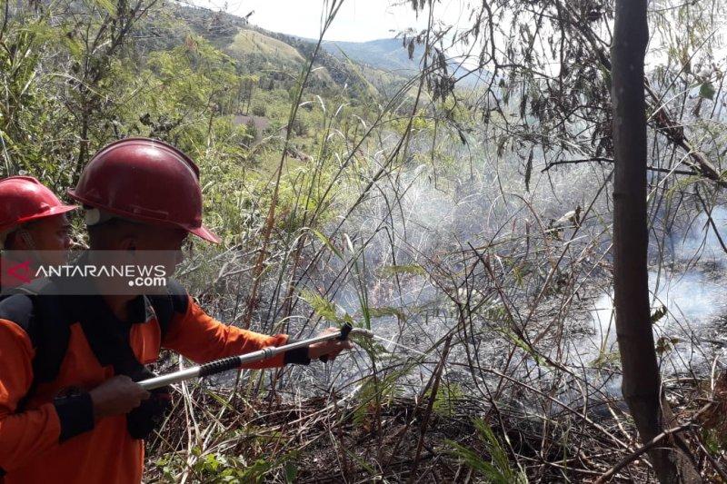 BPBD Mitra imbau warga tidak lakukan pembakaran lahan