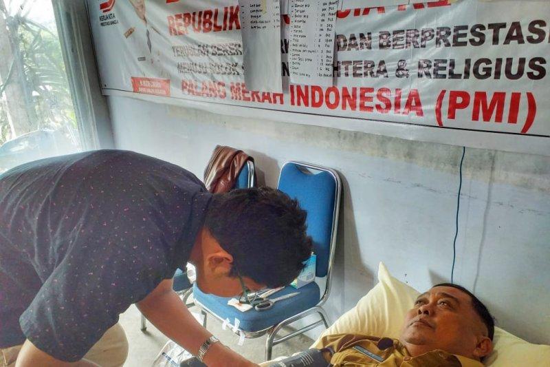 UTD RSUD Solok Selatan kesulitan penuhi kebutuhan darah, disiapkan 250 kantong tiap bulan kurang