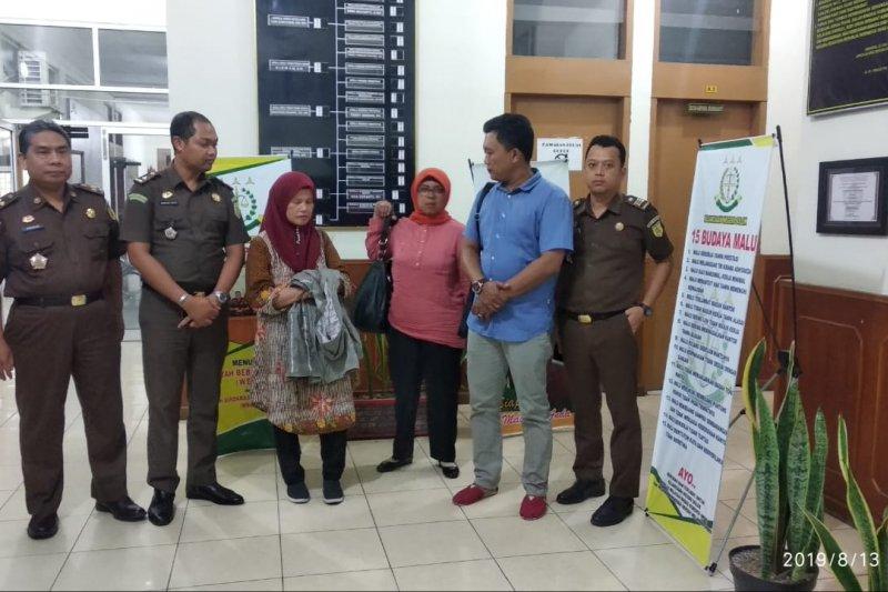 Kejari Solok tahan Bendahara Nagari Talang Babungo, kasus penyelewengan dana nagari