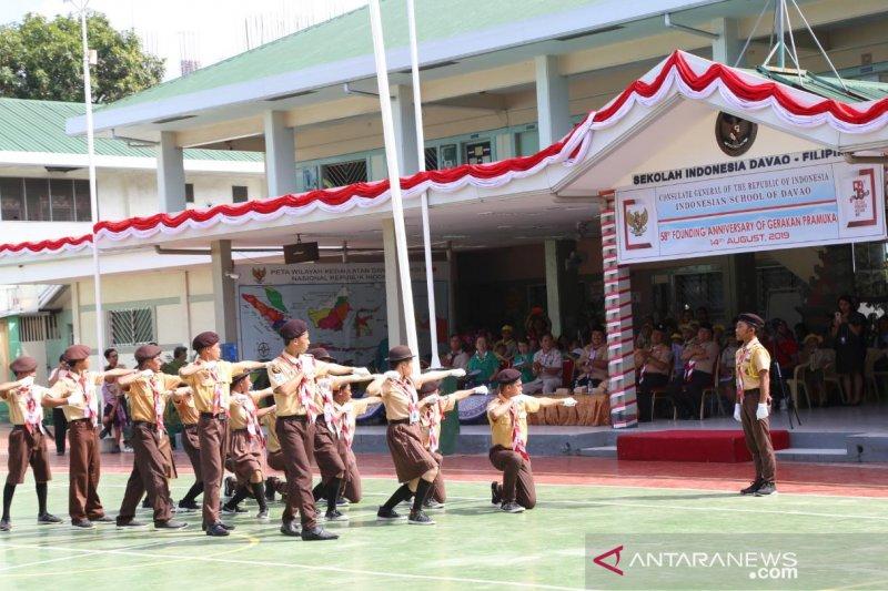 KJRI Davao City peringati Hari Pramuka Indonesia