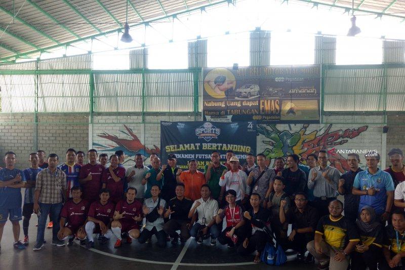 Pelindo II perkuat sinergi karyawan milenial BUMN lewat futsal
