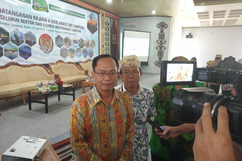 Relawan DKI: Presiden-DPR gamblang jelaskan rencana pindah ibu kota