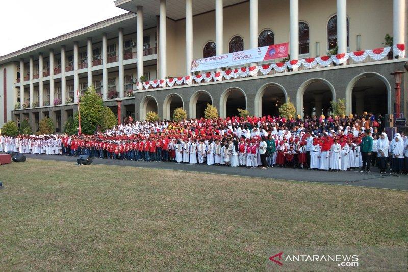 Sultan minta Pancasila dijadikan etos bangsa merajut kembali persatuan