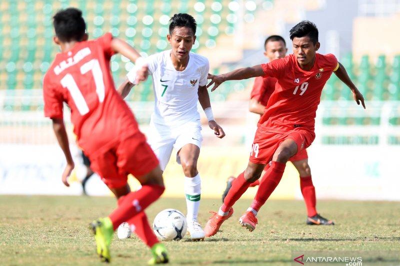 Penalti runtuhkan mental pemain Indonesia hingga kalah