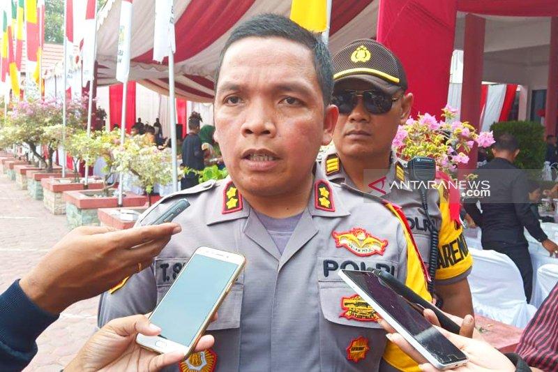 Ini alasan polisi belum tetapkan tersangka pembakar lahan di Palangka Raya
