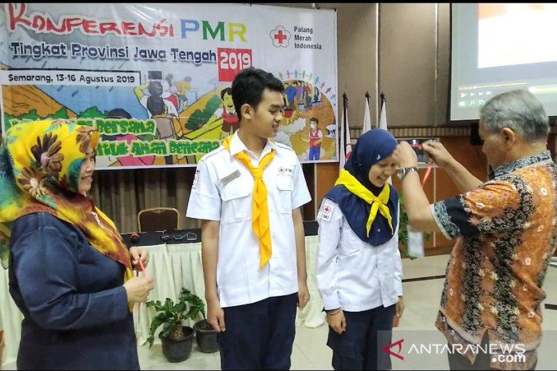 Konferensi PMR se-Jateng siapkan aksi untuk aman bencana