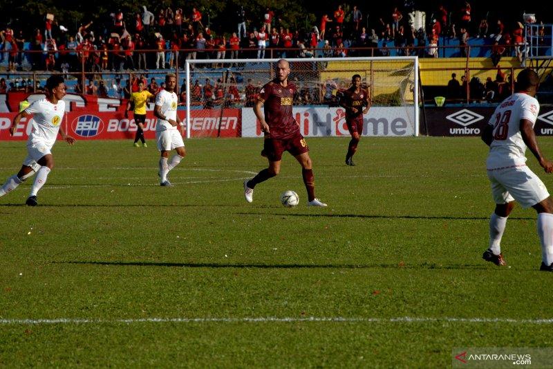 PSM Makassar tekuk Barito Putera 2-1