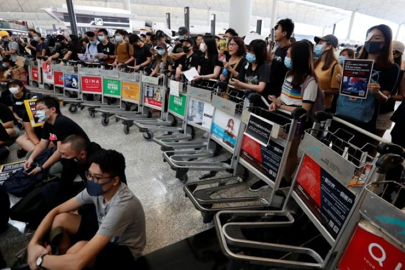 Hong Kong Siap Hadapi Protes Lagi