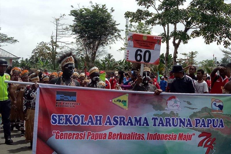Peneliti: Sekolah asrama baik untuk menanamkan nasionalisme anak Papua