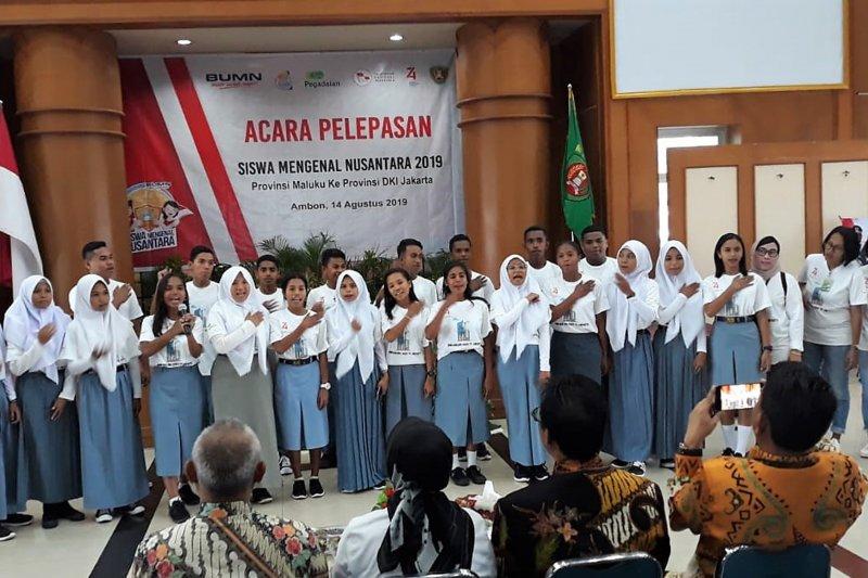 Gubernur minta peserta SMN perkenalkan kondisi Maluku