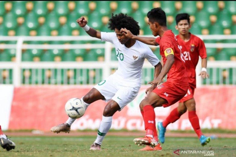 Timnas U-18 Indonesia akan waspadai lini serang Myanmar