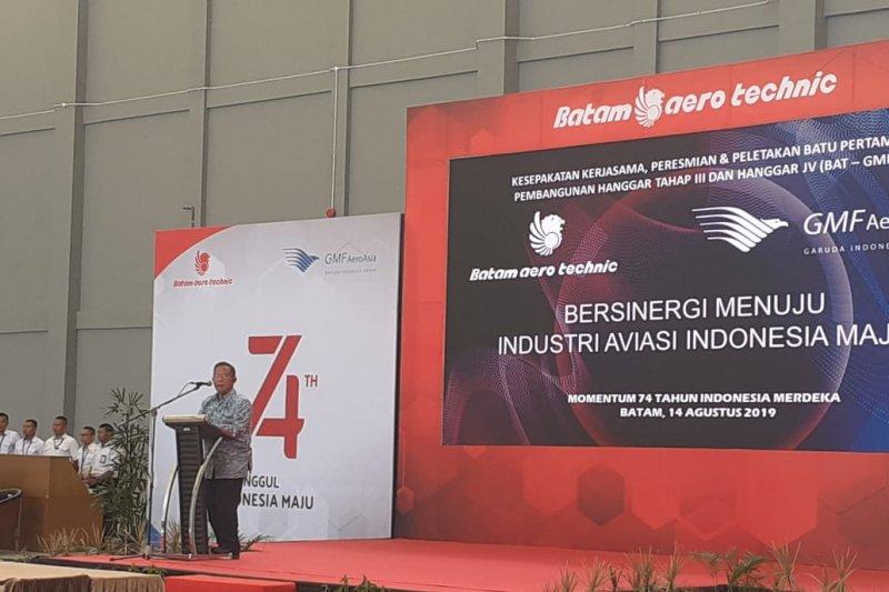 MRO pesawat di Batam akan hemat devisa jutaan dolar AS