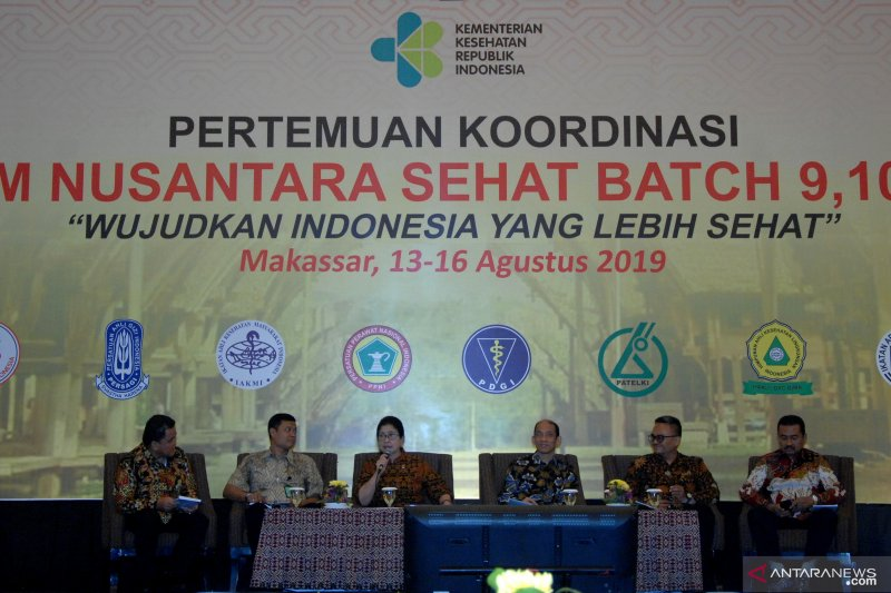 Pertemuan Koordinasi Tim Nusantara Sehat Regional Timur