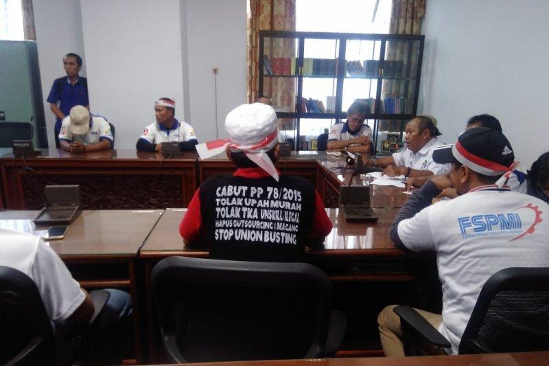 FSPMI segera ajukan judicial review atas Kepmenaker tenaga asing