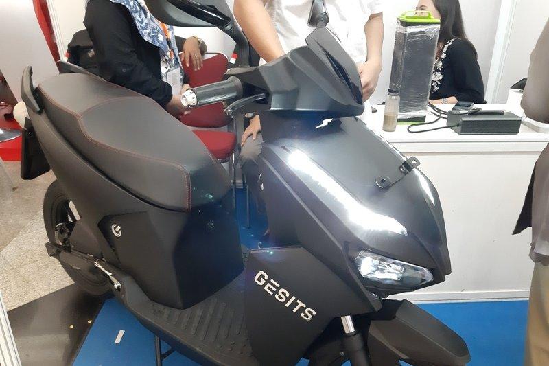 Motor listrik GESITS ditargetkan terjual satu juta unit pada 2025