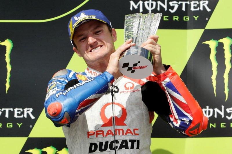 Jack Miller perpanjang kontrak dengan Pramac Racing hingga 2020