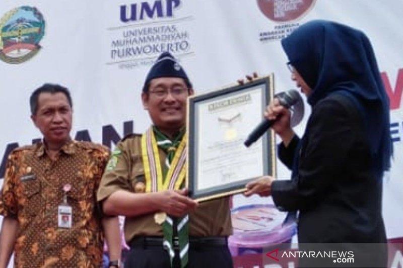 UMP ciptakan rekor Muri dalam rangka memperingati HUT RI