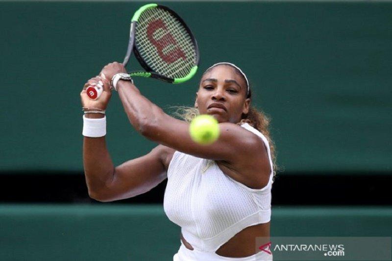 Alami cedera punggung, Serena mundur dari Cincinnati