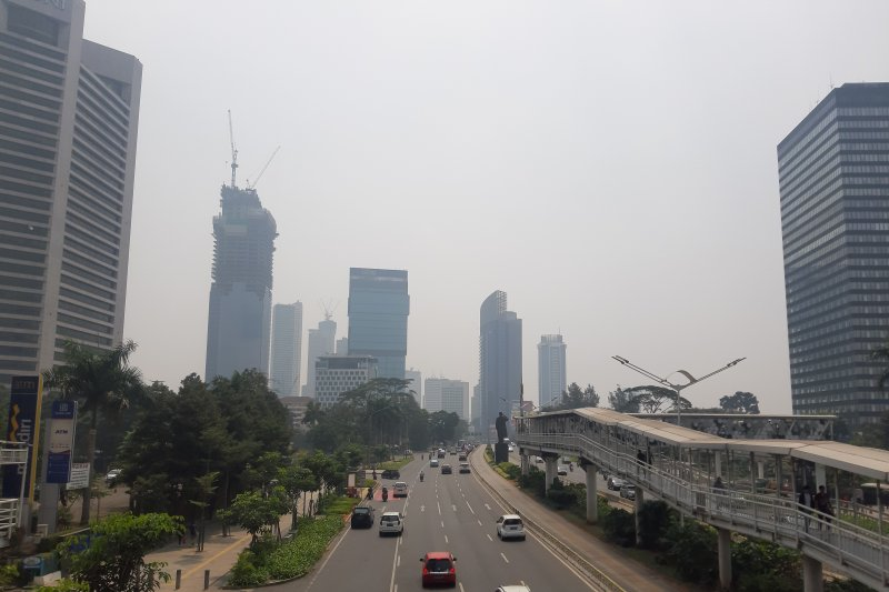 BMKG: kecil kemungkinan PLTU Suralaya turunkan kualitas udara Jakarta