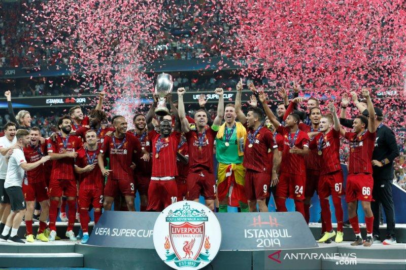 Ini catatan menarik seputar laga Piala Super Eropa 2019