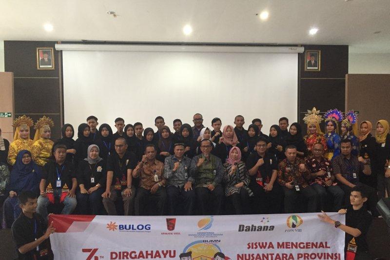 Peserta SMN Banten diminta manfaatkan kesempatan belajar  budaya Aceh