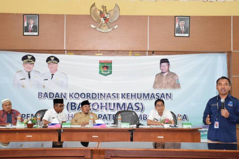 Humas Pemkab Lombok Utara mengadakan Forum Bakohumas