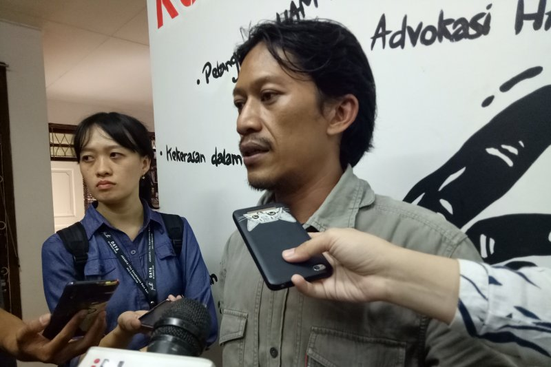 KontraS dorong Jokowi membawa kasus pelanggaran HAM ke pengadilan