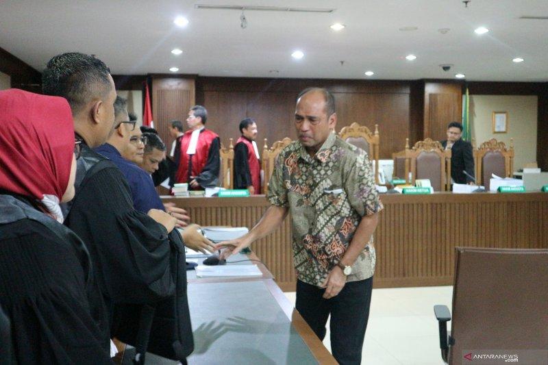 Mantan Deputi IV Kemenpora dituntut 7 tahun penjara