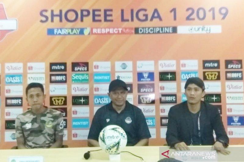 Rekor PS Tira-Persikabo tak terkalahkan kandas