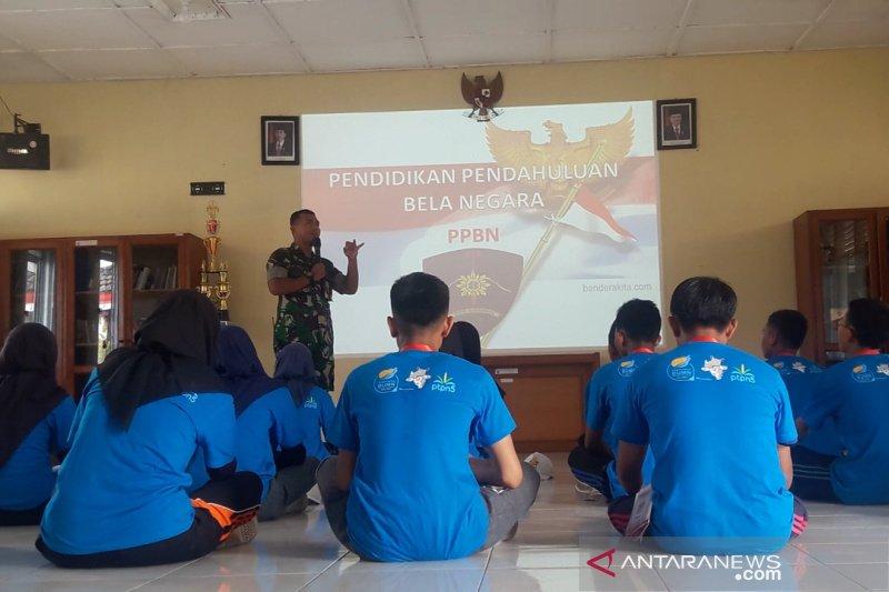 SMN 2019- Peserta SMN asal Riau didorong tumbuhkan rasa cinta Tanah Air