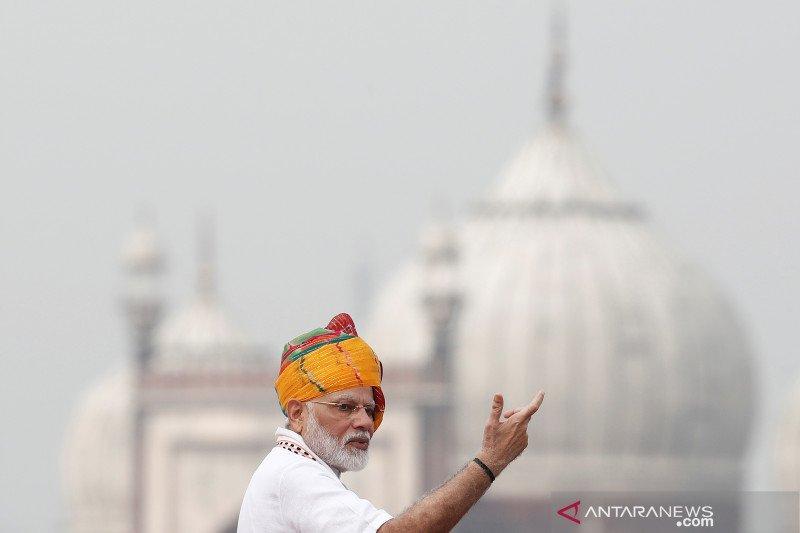 Modi hubungi Biden untuk majukan hubungan strategis AS-India