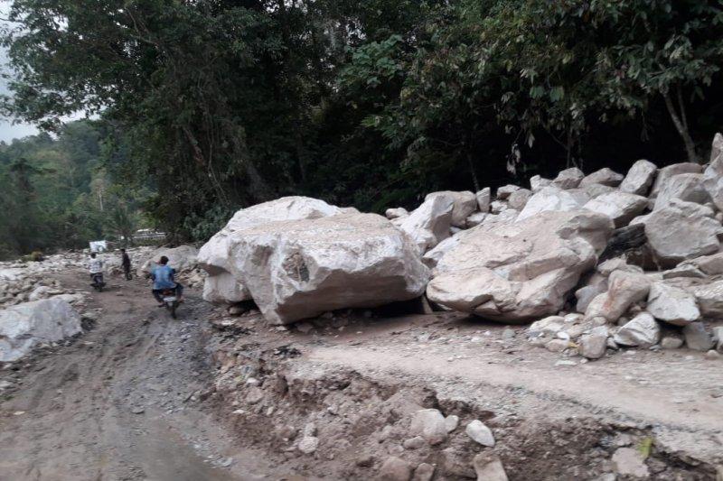 Bupati: Akses jalan ke Kulawi terbuka malam ini
