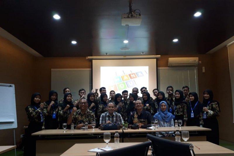 23 SMN Banten antusias dibekali Ilmu jurnalistik dan Medsos