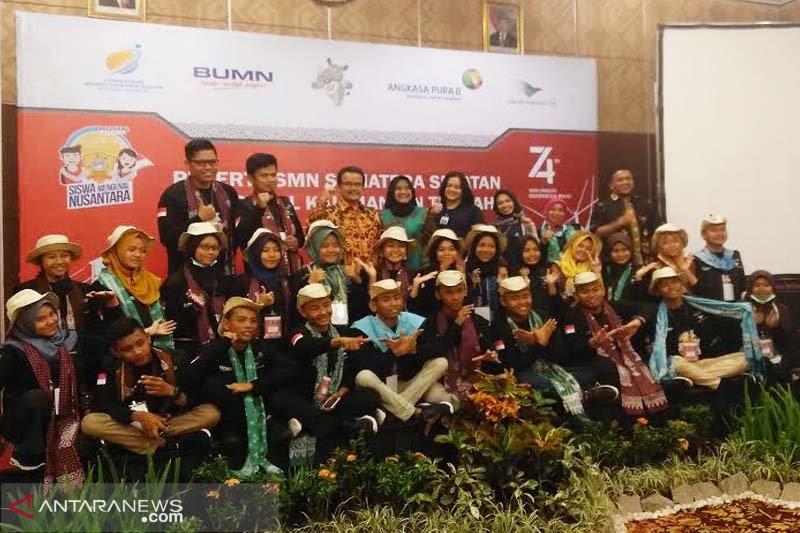 SMN tingkatkan wawasan generasi muda terhadap NKRI, kata Teras Narang
