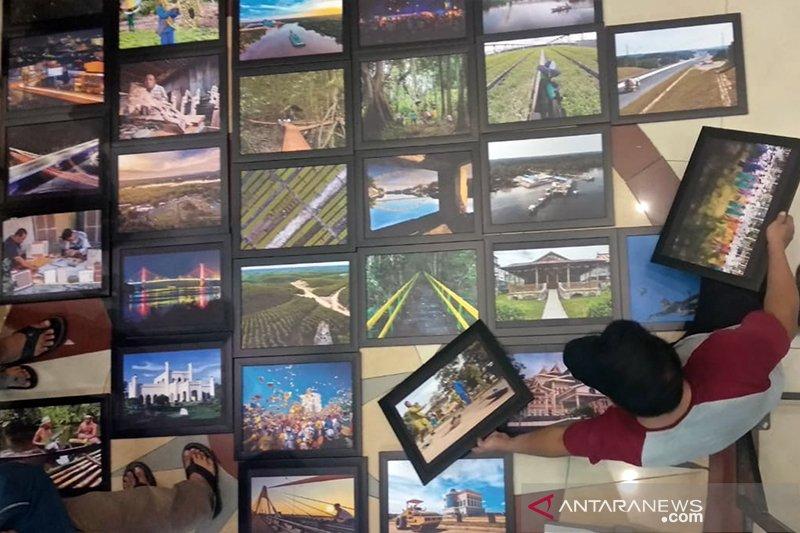 """Gubri buka pameran foto """"Rekam Jejak Riau Bangun Negeri"""" sore ini, begini penjelasannya"""