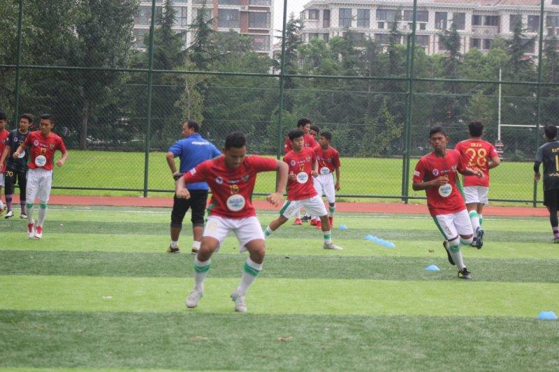 Timnas pelajar U-16 Indonesia bertemu Afrika Selatan di final