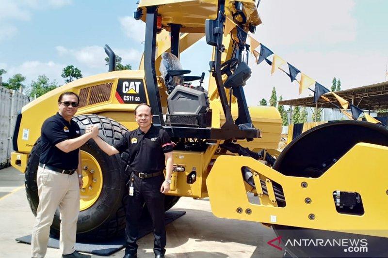 Trakindo Palembang gelar ajang  pencarian operator alat berat terbaik