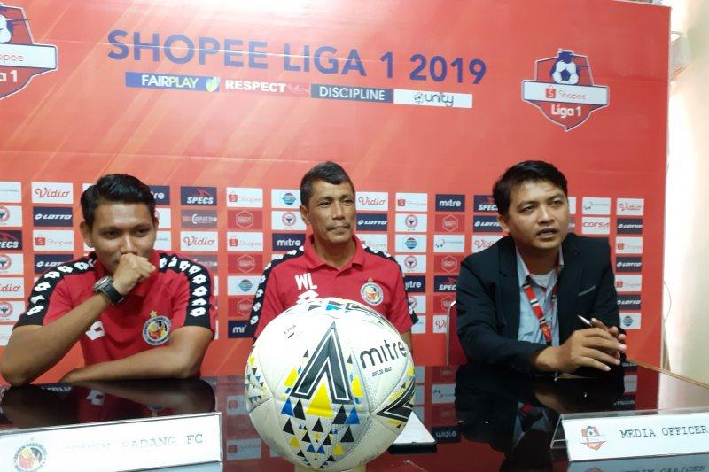Main di kandang, Semen Padang siap kalahkan PSIS Semarang