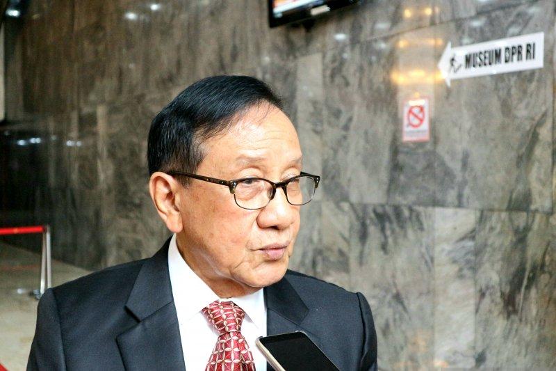 Terkait rencana pemindahan ibu kota negara, Akbar Tandjung minta pematangan rencana pembiayaan
