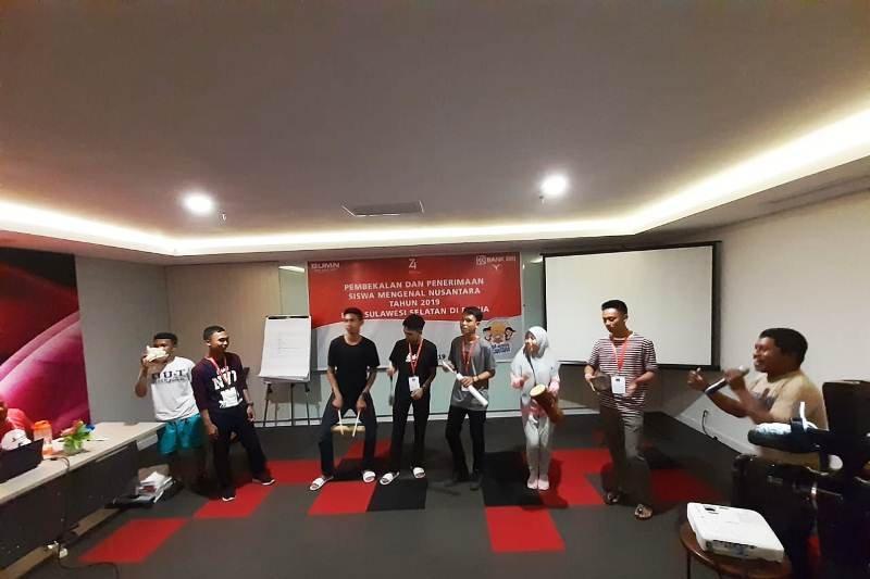 Peserta SMN Sulsel berharap kesenian tradisional Papua lestari