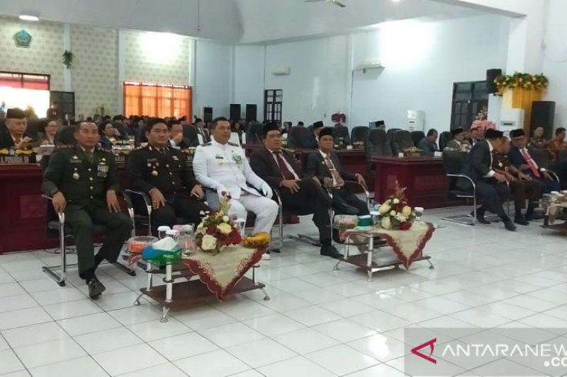 DPRD Sangihe gelar paripurna dengar pidato Presiden