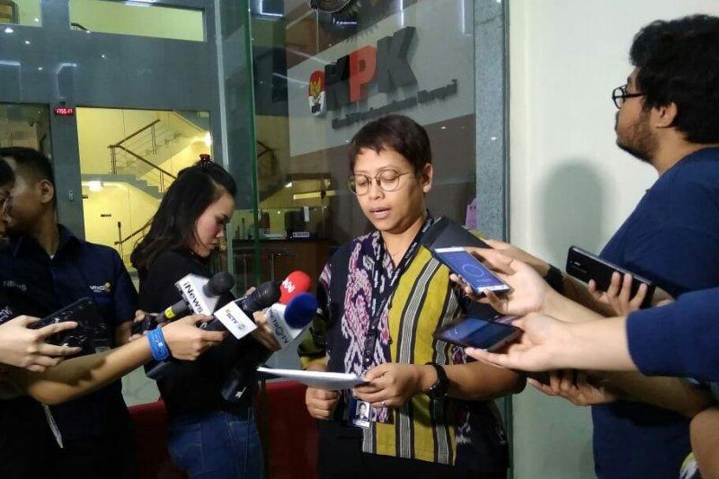 Mantan direktur Garuda Hadinoto Soedigno tidak penuhi panggilan KPK