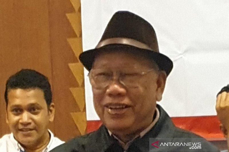 Bagir Manan nilai ada anomali Presiden tak teken revisi UU KPK