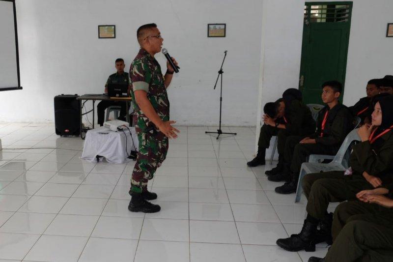 SMN asal Sulteng diberikan pemahaman Pancasila