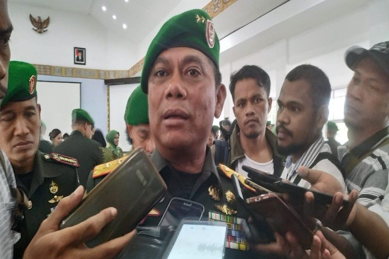 Pelaku penembakan TNI AD di Nduga diduga kelompok Egianus Kogoya