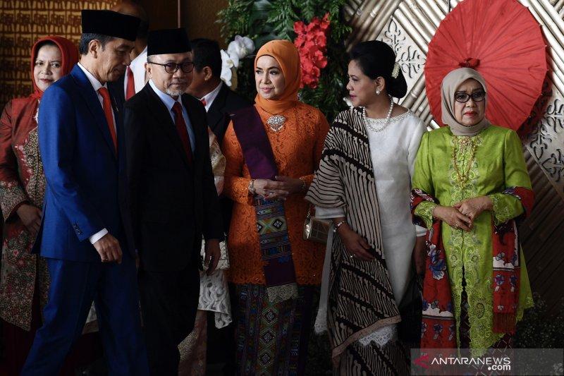 Apresiasi Ketua MPR tema HUT ke-74 RI, SDM Unggul, Indonesia Maju